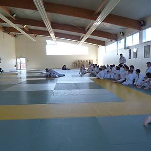 Séance Judo Famille