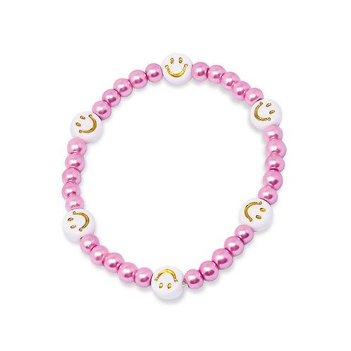 All Smiles Bracelet Gold