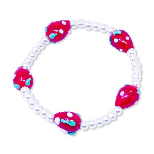 Strawberry Shortcake Bracelet