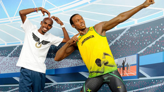 Bolt vs Farah or Strength vs Cardio