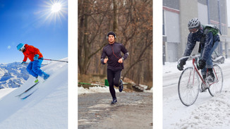 Winter - a time for fitness?