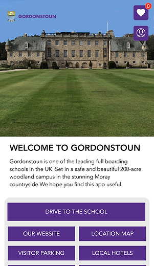Gordonstoun Map Index1.png
