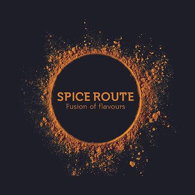Spice Route Logo Andover