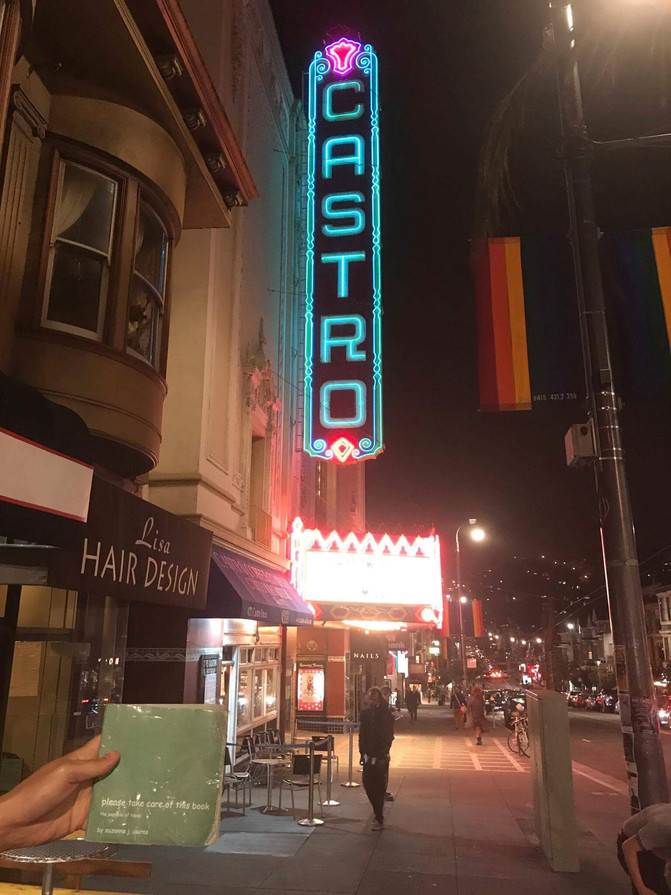 A little green book seeks solace in San Francisco's Castro