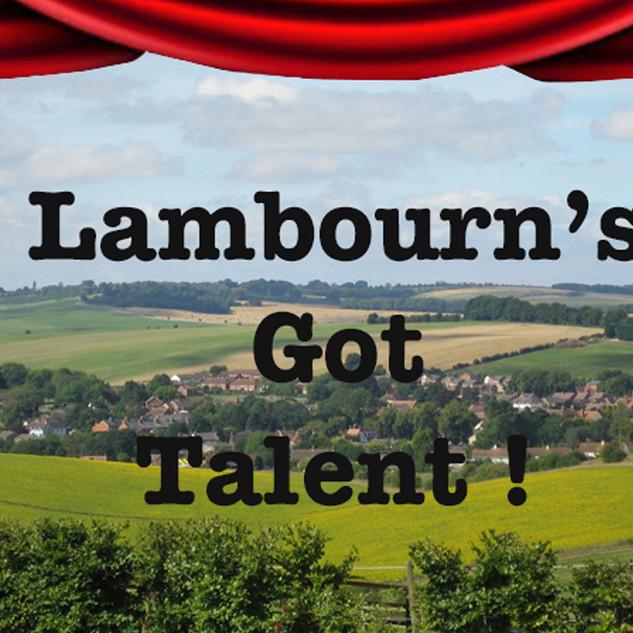 Lambourn's Got Talent