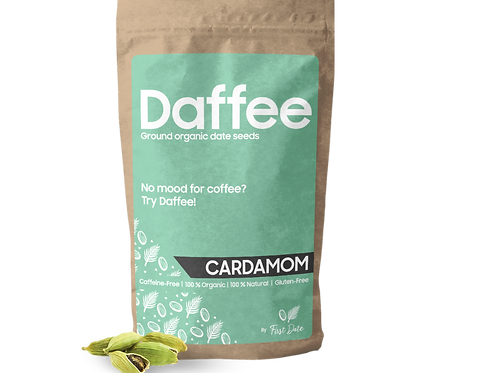 Daffee - Natural Cardamom