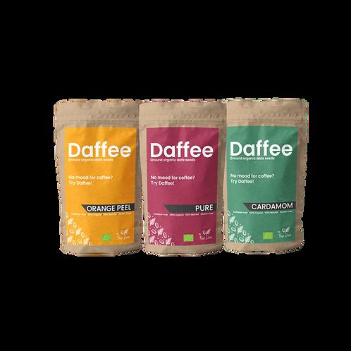 Organic Daffee - Samples Package