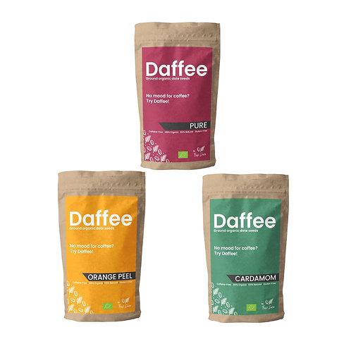 Samples package- Daffee Organic