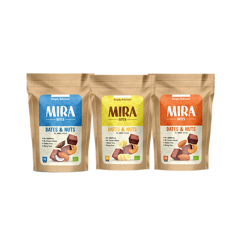 Mirabites Mix (30 mini bars - 450g)