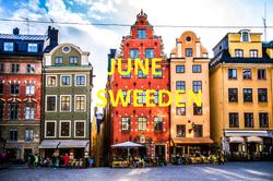 De Copenhague (Danemark) à Stockholm
