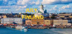 Stockholm-Helsinki en bâteau