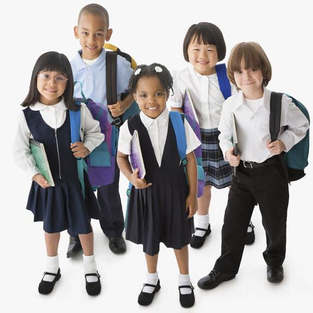 New School Uniforms for a New Year!