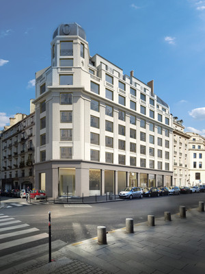 Montesquieu - Restructuration de bureaux à Paris