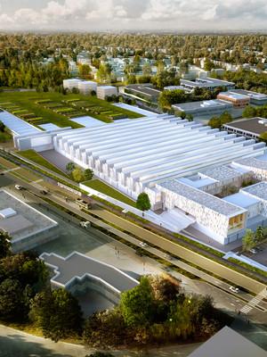 SMR Champigny - 60 000 m²