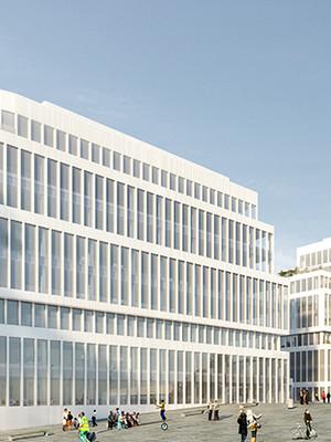 TBA4 - les Rubans - 10 000 m² à Issy-les-Moulineaux