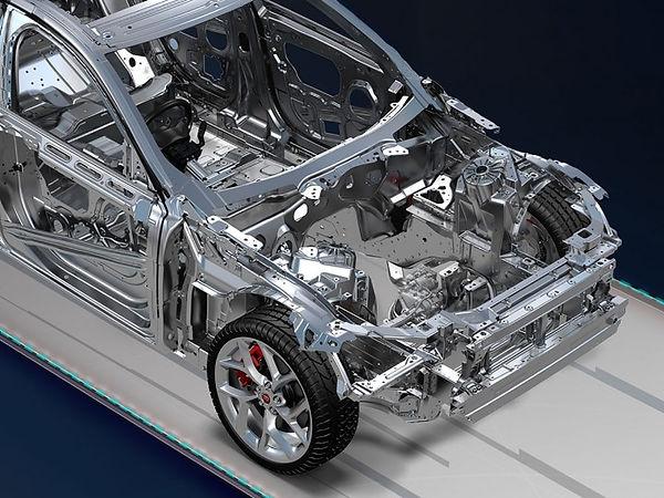 Jaguar-XE-Aluminum-Body-In-White-720x540