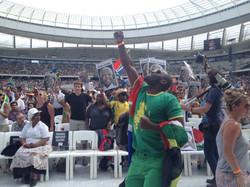 Madiba's funeral