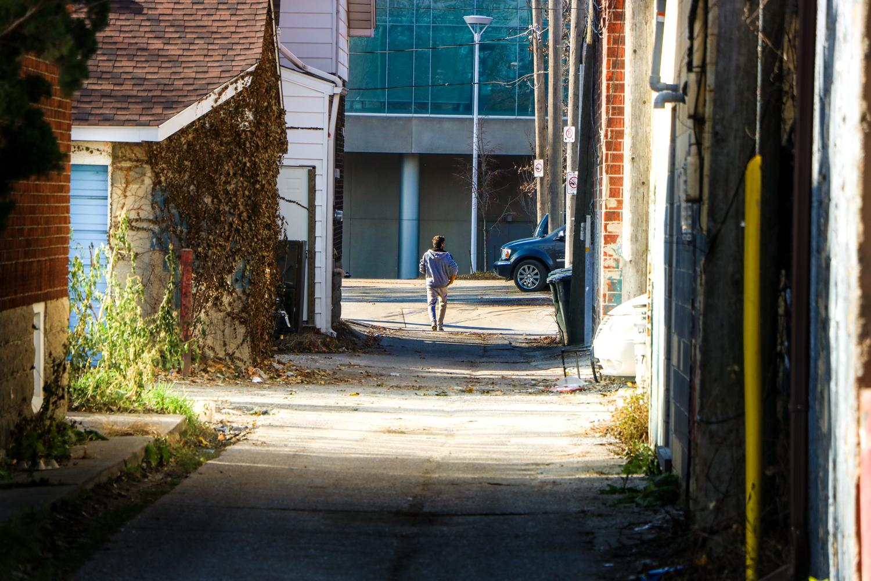 Alley ways