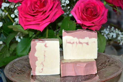 Rose Clay Facial Bar