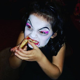 Bagel vampire