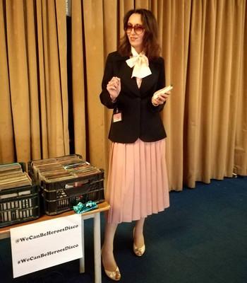 DJ Lois Lane