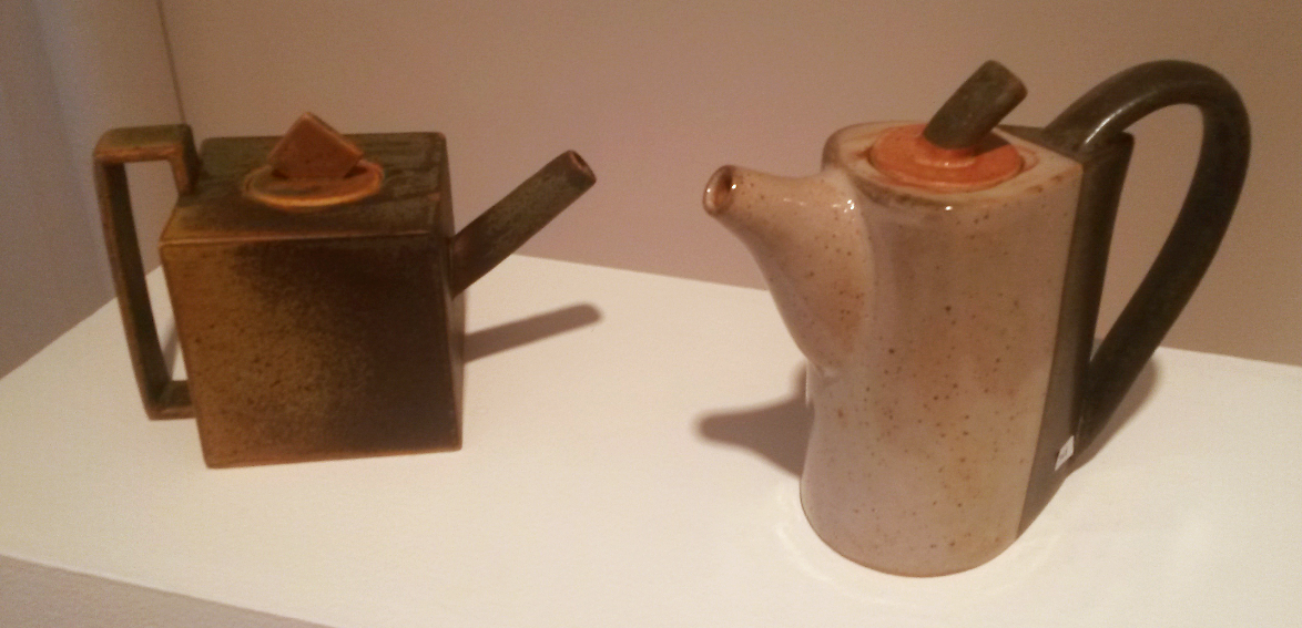 Square & Teardrop Teapot, 2013.