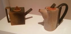 Square & Teardrop Teapot, 2013.
