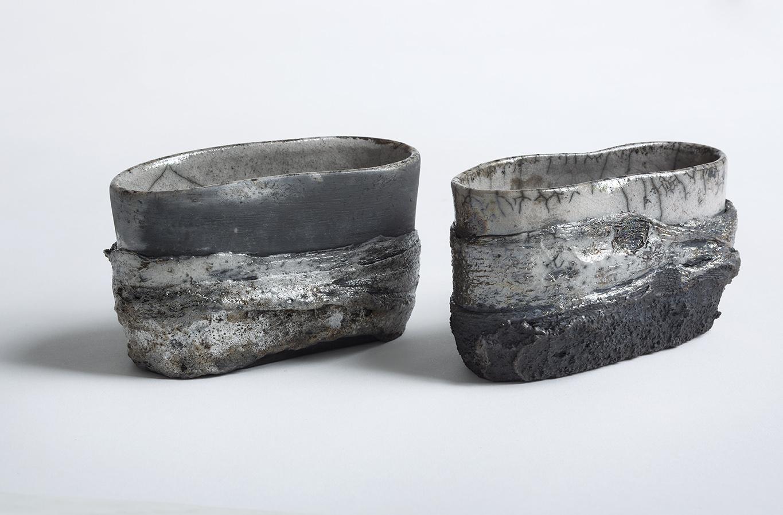 Textured Vase Series