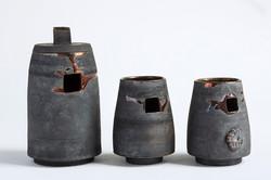 Square Vase Family