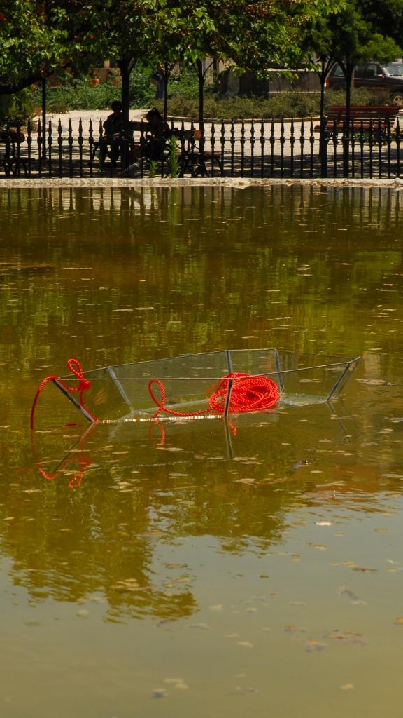 Velas Içadas – Exterior Boat