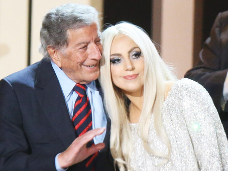 Tony Bennett on Frank Sinatra, Lady Gaga and his new album, Live at the Sahara