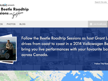 Beetle Roadtrip (CBC Music x VW)