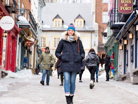 Spend a long weekend in Québec City