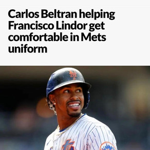 CBBA Founders Welcome Lindor to NY