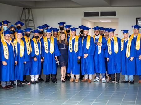 OPHIRA Class of 2021 celebrates graduation