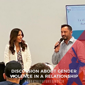 Discussion About Gender Violence In A Relationship