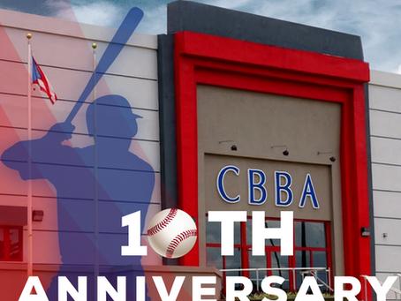 CBBA's 10th Anniversary