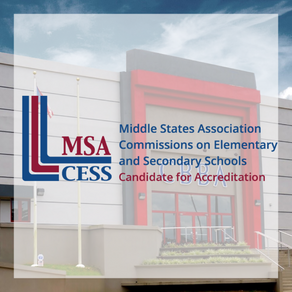 Carlos Beltran Baseball Academy Candidate for Accreditation of the MSA CESS