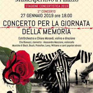 Concerto per la Giornata della Memoria 2