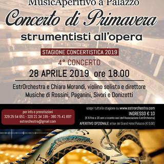 Concerto 28 Aprile 2019 Strumentisti all