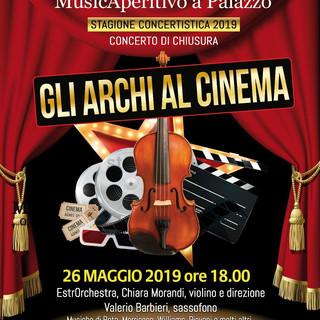 Concerto 26 Maggio 2019 EstrOrchestra %2