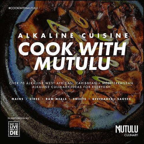 'COOK WITH MUTULU' RECIPE BOOK