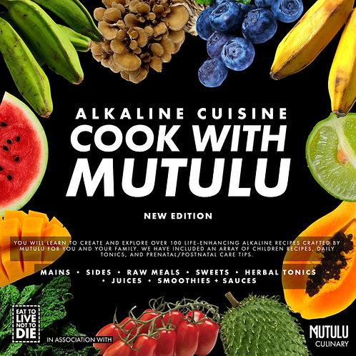 'COOK WITH MUTULU' RECIPE e-BOOK