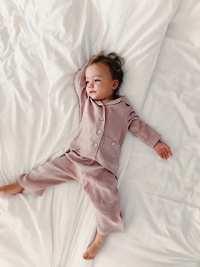 Piżamka dziecięca Lydie classic mini