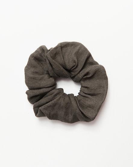 100% lniana gumka do włosów