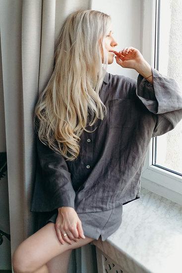 Piżama damska Lydie oversize