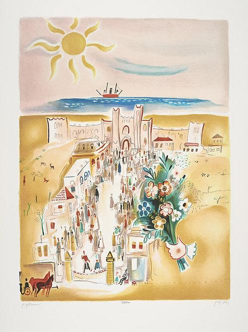 Flowers for Herzlia Hebrew Gymnasium