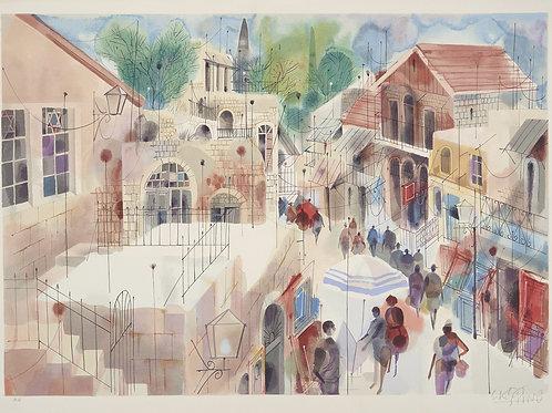Street in Jerusalem