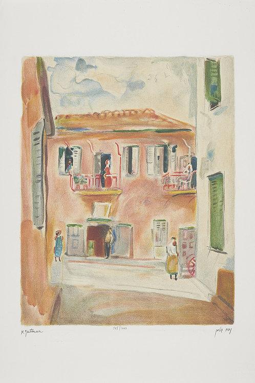 Shlush Street
