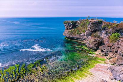 aerial-view-balangan-beach-cliff-landsca